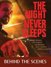 Fred Carpenter's The Night Never Sleeps - independant movie